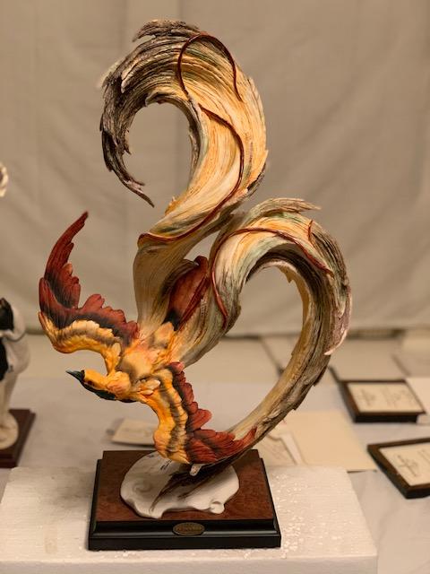 "Giuseppe Armani ""Bird of Paradise"""