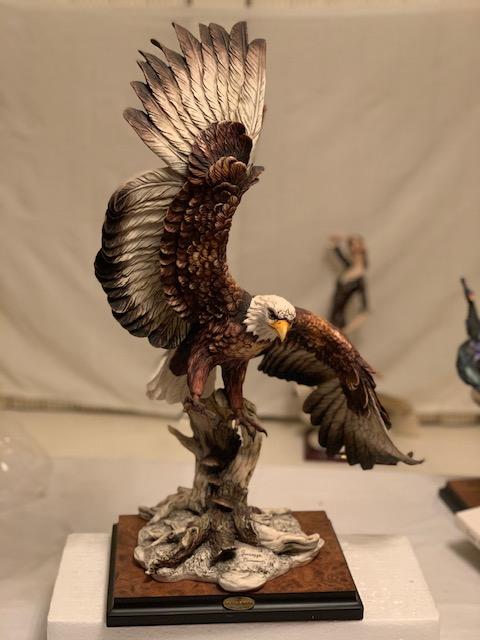 """Giuseppe Armani """"Eagle On Rock"""""""